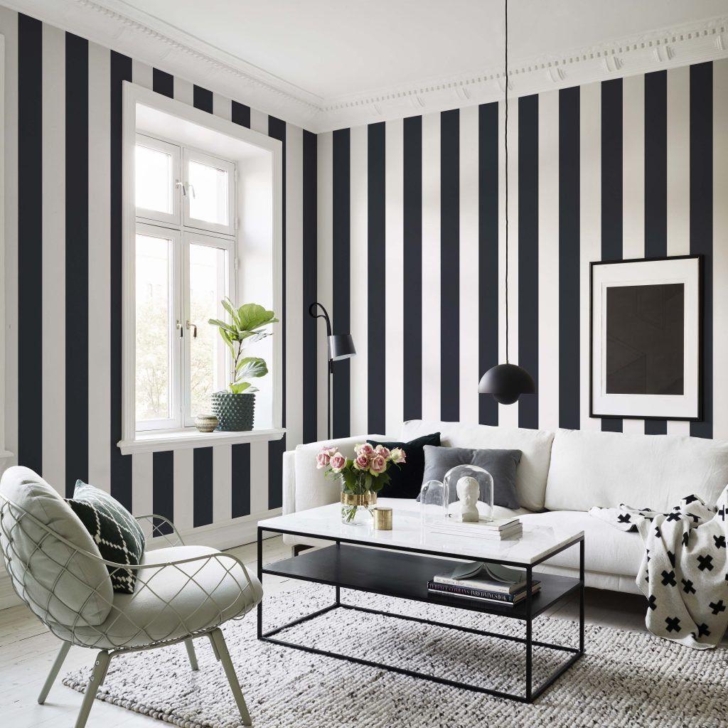 жучков квартире черно белые обои в полоску фото тантау