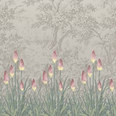 Панно Little Greene London Wallpapers 4 0251UBMATIN