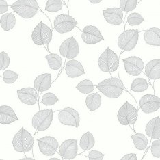 Обои Paper&Ink Navy, grey & white BL70118