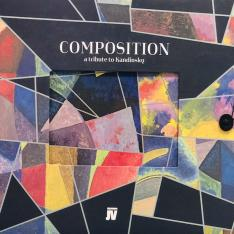 Composition a tribute to Kandinsky