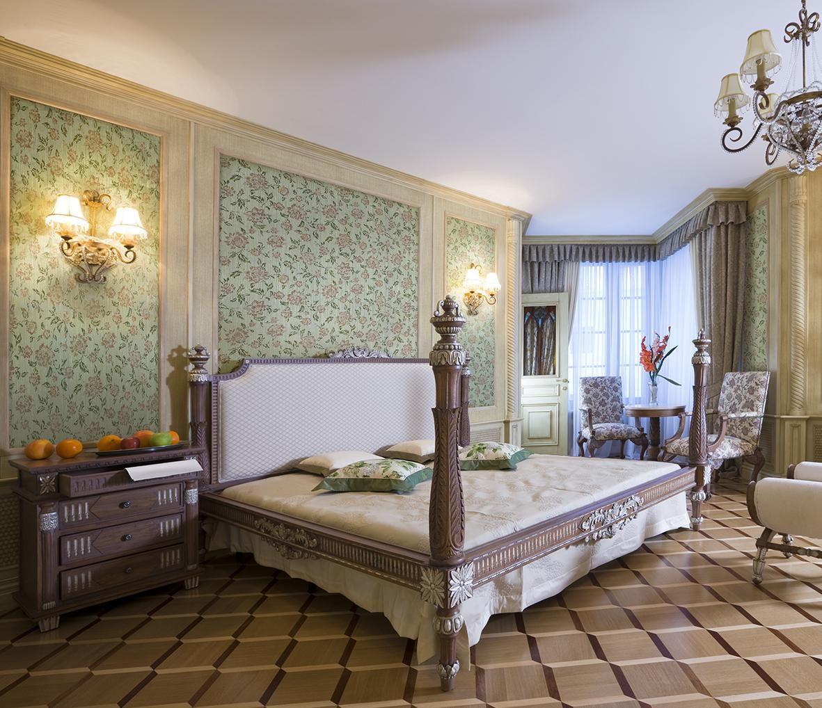 Интерьер спальни во французском стиле фото